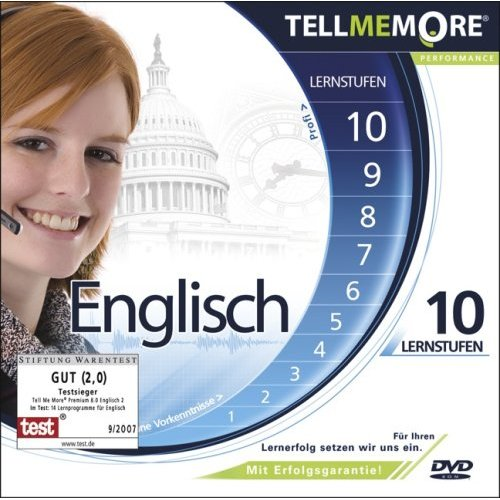 Tell Me More English Performance 10 Levels American British Courses For All For Free